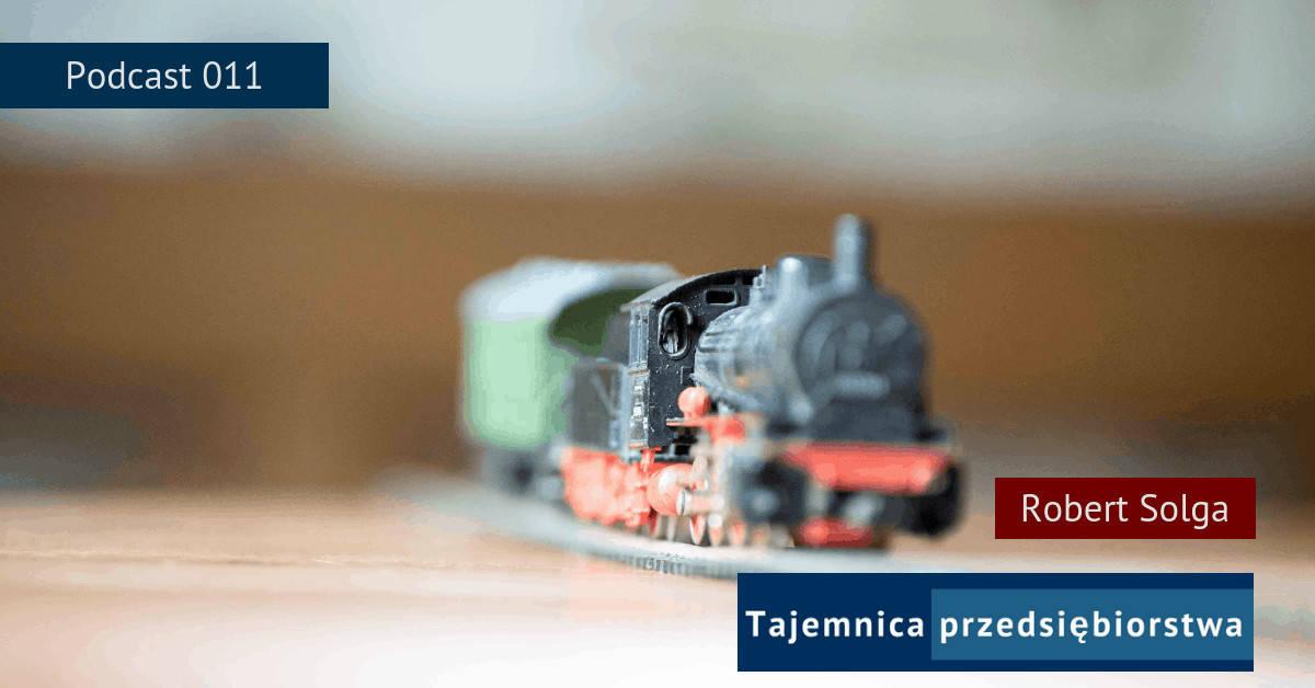 Pociąg zabawka jak chronić pomysł